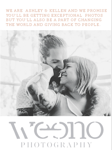 Weeno Photography logo